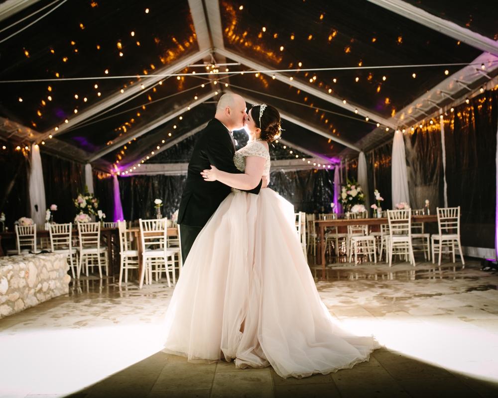 Oohla Bean New Years Day Wedding| Mark + Amy